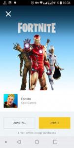 اسکرین شات بازی Fortnite Downloader 3