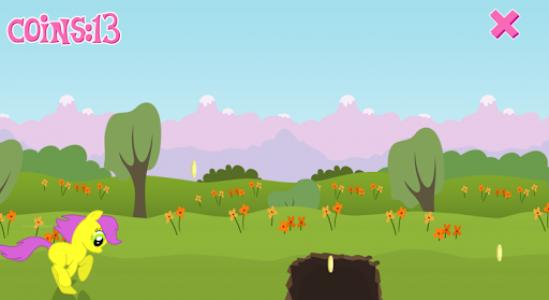 اسکرین شات بازی Pocket Little Pony 4