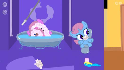 اسکرین شات بازی Home Pony 1