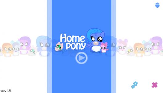 اسکرین شات بازی Home Pony 6