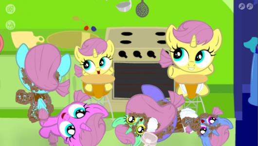 اسکرین شات بازی Home Pony 2