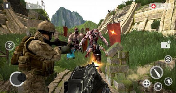 اسکرین شات بازی Zombie Hunting Games 2019 - Best Free Zombie Games 3