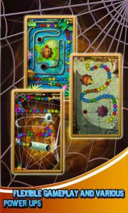 اسکرین شات بازی Marble Blast 3 3
