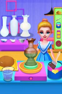 اسکرین شات بازی Pottery Art 2
