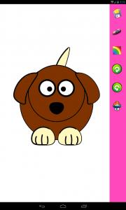 اسکرین شات برنامه نقاشی های رنگی 2