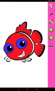 اسکرین شات برنامه نقاشی های رنگی 4