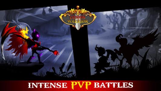 اسکرین شات بازی Demon Warrior Premium - Stickman Shadow Action RPG 8