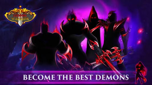 اسکرین شات بازی Demon Warrior Premium - Stickman Shadow Action RPG 6
