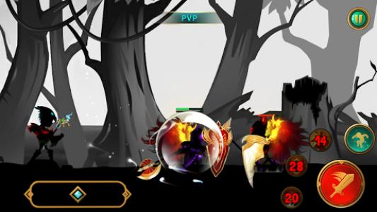 اسکرین شات بازی Demon Warrior Premium - Stickman Shadow Action RPG 3