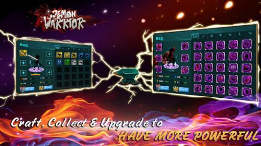 اسکرین شات بازی Demon Warrior: Stickman Shadow - Fight Action RPG 6