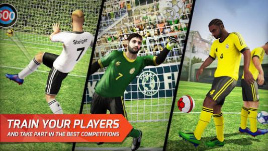 اسکرین شات بازی Final kick 2020 Best Online football penalty game 4