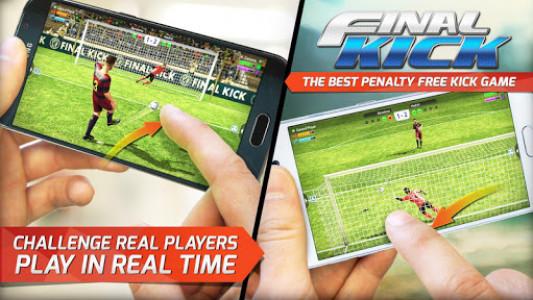 اسکرین شات بازی Final kick 2020 Best Online football penalty game 8
