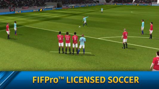 اسکرین شات بازی دریم لیگ 1