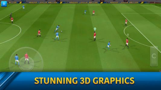 اسکرین شات بازی دریم لیگ 2