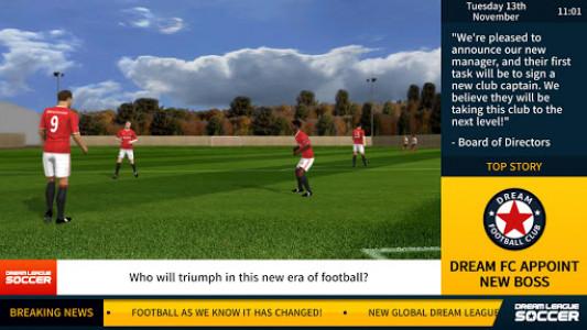 اسکرین شات بازی دریم لیگ 3
