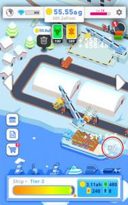 اسکرین شات بازی Idle Port Tycoon - Sea port empire 8