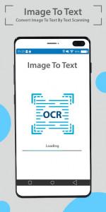 اسکرین شات برنامه OCR Text Scanner - Image to Text : OCR 7