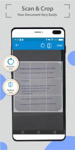 اسکرین شات برنامه OCR Text Scanner - Image to Text : OCR 3