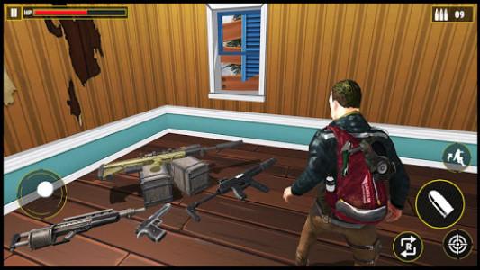 اسکرین شات بازی Fire Battleground: Free Squad Survival Games 2021 7
