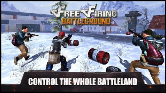 اسکرین شات بازی Fire Battleground: Free Squad Survival Games 2021 1
