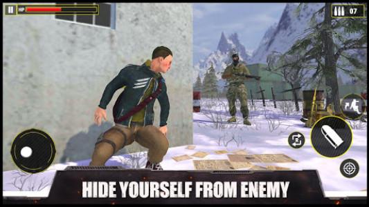 اسکرین شات بازی Fire Battleground: Free Squad Survival Games 2021 8