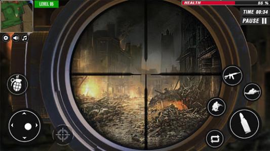 اسکرین شات بازی US War Special Ops : FPS ww gun shooting games 6