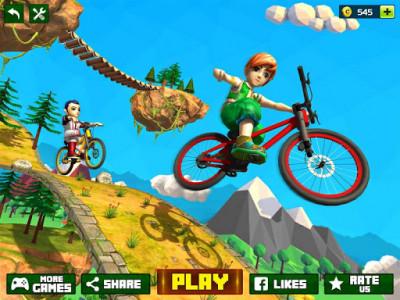 اسکرین شات بازی Fearless BMX Rider 2: Impossible Bike Stunts 2020 7