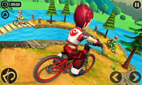 اسکرین شات بازی Fearless BMX Rider 2: Impossible Bike Stunts 2020 4