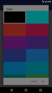 اسکرین شات برنامه Color Filter 3