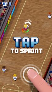 اسکرین شات بازی Blocky Soccer 4