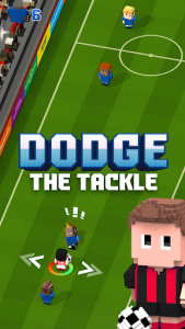 اسکرین شات بازی Blocky Soccer 8