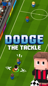 اسکرین شات بازی Blocky Soccer 2