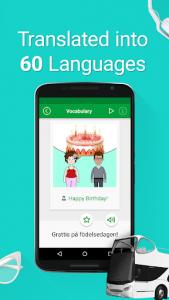 اسکرین شات برنامه Speak Swedish - 5000 Phrases & Sentences 2