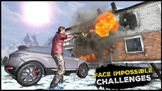 اسکرین شات بازی Gunner FPS Free Fire War : Offline Shooting Game 6