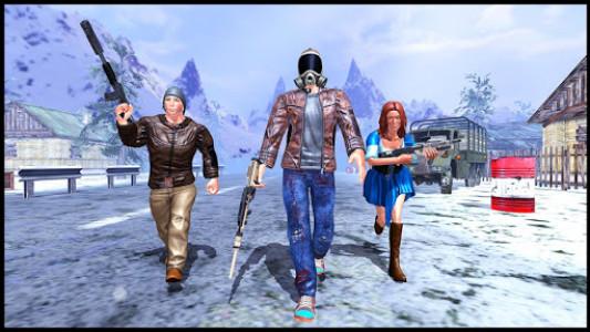 اسکرین شات بازی Gunner FPS Free Fire War : Offline Shooting Game 3