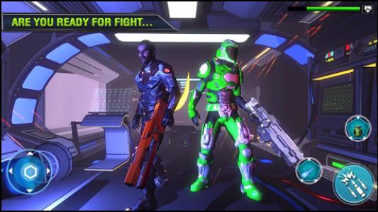 اسکرین شات بازی Robo Fire Legacy: Free Robot War Battlefield 5