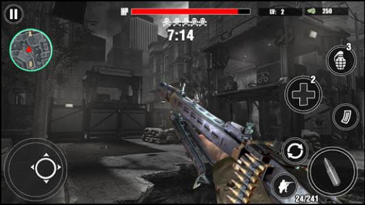 اسکرین شات بازی World War Gunner Guns Simulation Game 6