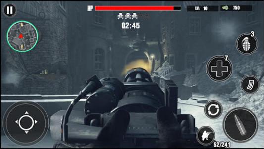 اسکرین شات بازی World War Gunner Guns Simulation Game 5