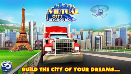 اسکرین شات بازی Virtual City Playground: Building Tycoon 6