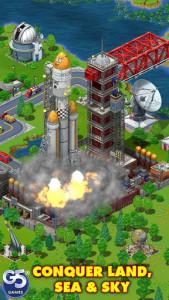 اسکرین شات بازی Virtual City Playground: Building Tycoon 3