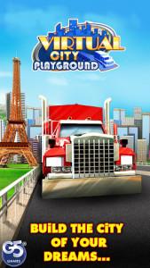 اسکرین شات بازی Virtual City Playground: Building Tycoon 1