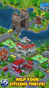 اسکرین شات بازی Virtual City Playground: Building Tycoon 5