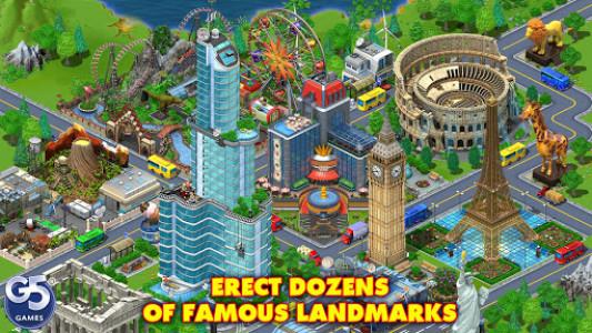 اسکرین شات بازی Virtual City Playground: Building Tycoon 7