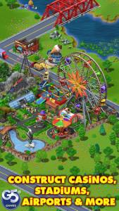 اسکرین شات بازی Virtual City Playground: Building Tycoon 4