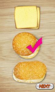 اسکرین شات بازی Burger Maker-Cooking game 2