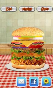 اسکرین شات بازی Burger Maker-Cooking game 4