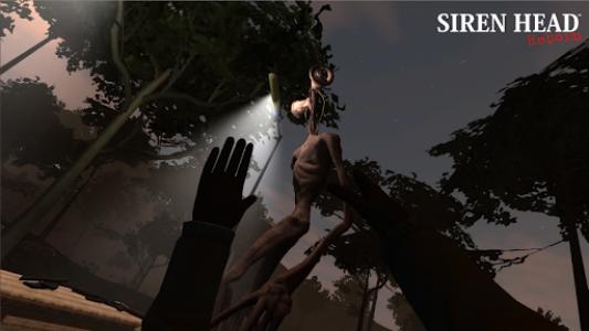 اسکرین شات بازی Siren Head: Reborn 5