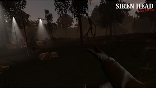اسکرین شات بازی Siren Head: Reborn 3