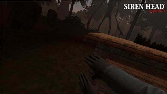 اسکرین شات بازی Siren Head: Reborn 4