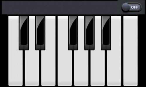 اسکرین شات بازی پیانو سرگرم کننده 2